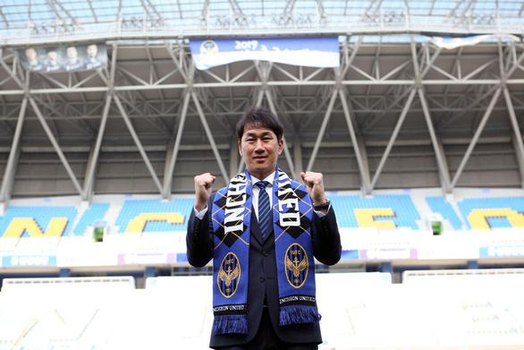 Trò cũ HLV Park Hang Seo dẫn dắt CLB của Công Phượng - Ảnh 1.