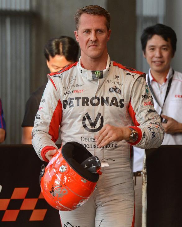 Những thước phim chưa từng công bố về Michael Schumacher sẽ đến Cannes - Ảnh 2.