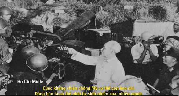 Lần đầu công chiếu những thước phim quý của Pháp về Chủ tịch Hồ Chí Minh - Ảnh 5.