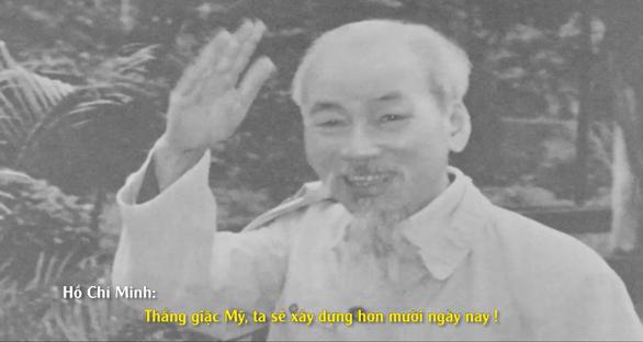 Lần đầu công chiếu những thước phim quý của Pháp về Chủ tịch Hồ Chí Minh - Ảnh 6.