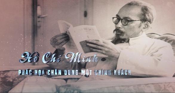Lần đầu công chiếu những thước phim quý của Pháp về Chủ tịch Hồ Chí Minh - Ảnh 1.