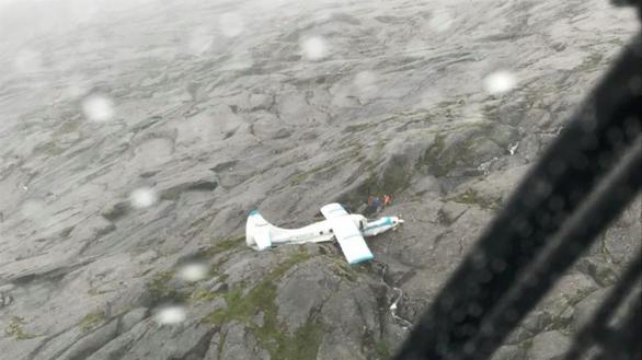 2 máy bay du lịch đâm nhau ở Mỹ, 5 người thiệt mạng - Ảnh 1.