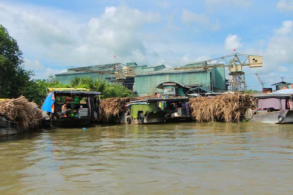 Ô nhiễm trên sông Cái Lớn: Thủ phạm chính là nhà máy đường - Ảnh 2.