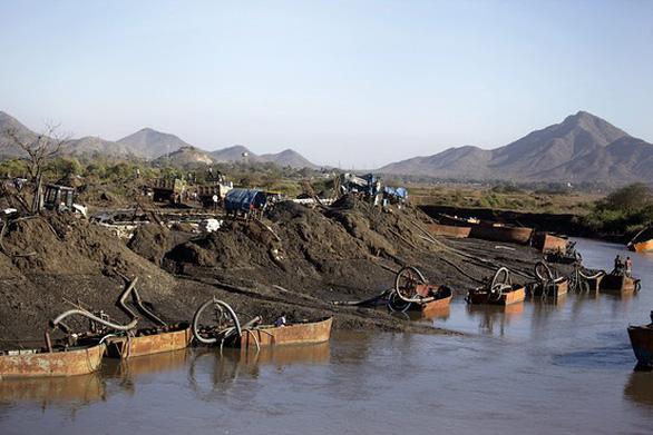 Liên hiệp quốc: Thế giới đang sử dụng cát nhiều khủng khiếp - Ảnh 3.