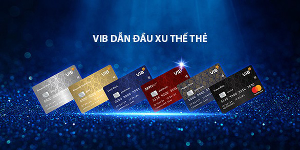 VIB vươn lên nhóm dẫn đầu về doanh số chi tiêu thẻ MasterCard - Ảnh 2.