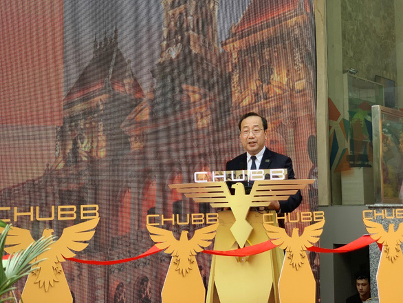 Chubb Life Việt Nam khánh thành Chubb Tower II mới tại TP.HCM - Ảnh 1.