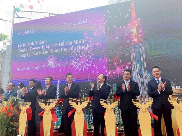 Chubb Life Việt Nam khánh thành Chubb Tower II mới tại TP.HCM - Ảnh 2.