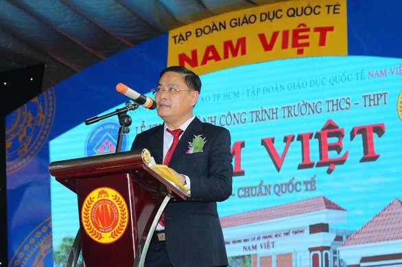 Tập đoàn Giáo dục Quốc tế Nam Việt phát triển vững mạnh với 6 cơ sở - Ảnh 1.