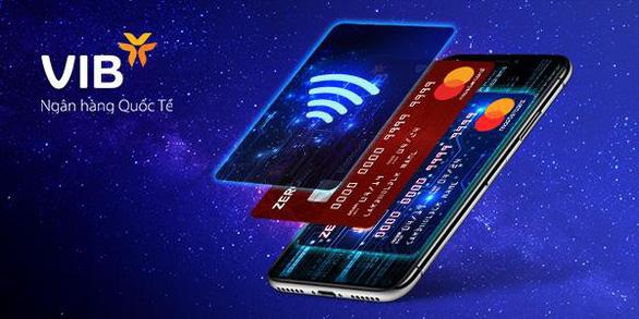 VIB vươn lên nhóm dẫn đầu về doanh số chi tiêu thẻ MasterCard - Ảnh 3.