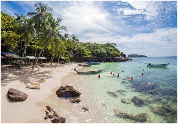Đầu tư an nhàn hưởng lợi nhuận cùng Mövenpick Resort Waverly Phú Quốc - Ảnh 1.
