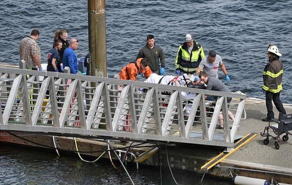 2 máy bay du lịch đâm nhau ở Mỹ, 5 người thiệt mạng - Ảnh 2.