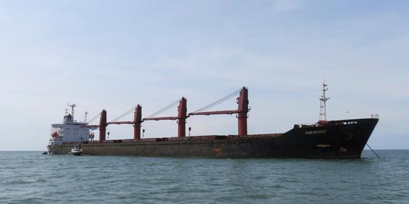 Triều Tiên tố Mỹ vi phạm chủ quyền khi bắt tàu hàng nước này - Ảnh 1.