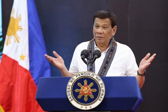 Bầu cử giữa kỳ Philippines - cuộc chiến không cân sức - Ảnh 1.