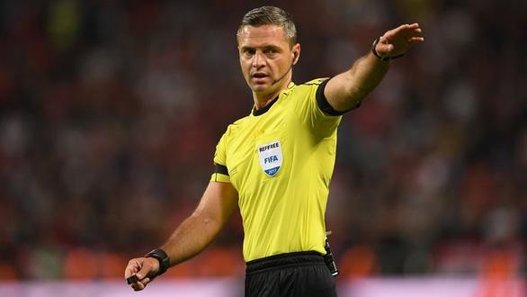 Trọng tài Skomina bắt chính trận chung kết Champions League - Ảnh 1.