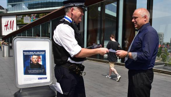 Cảnh sát bị cấm sử dụng công nghệ nhận dạng - Ảnh 2.