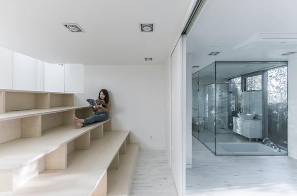 Kiến trúc lạ mắt của khu nhà ở đầy màu sắc tại Hàn Quốc - Ảnh 8.