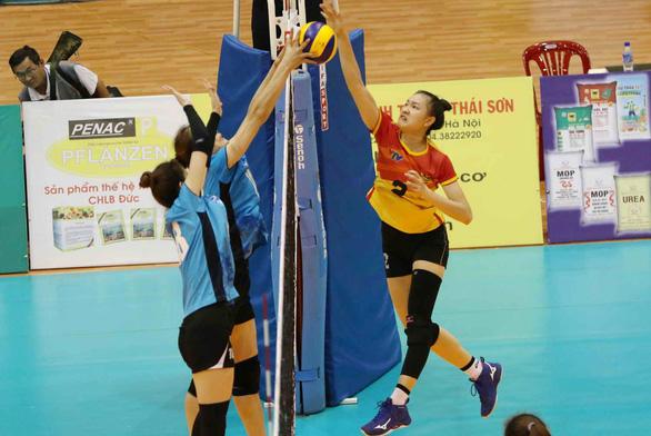 Đội VTV Bình Điền Long An vào bán kết Giải bóng chuyền nữ quốc tế - Ảnh 1.