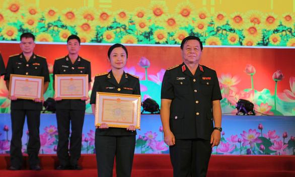Trao thưởng Tuổi trẻ sáng tạo trong quân đội lần thứ 19 - Ảnh 2.