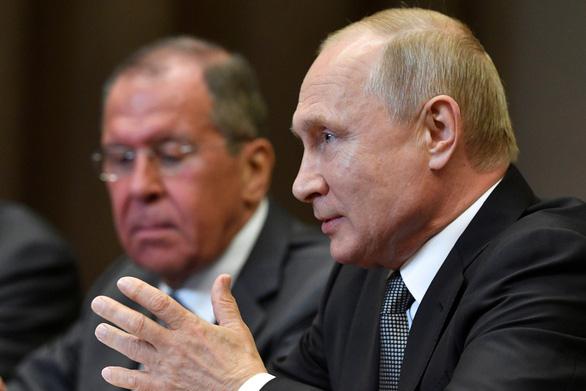 Ông Putin sẽ gặp ông Trump nếu được đề nghị - Ảnh 1.