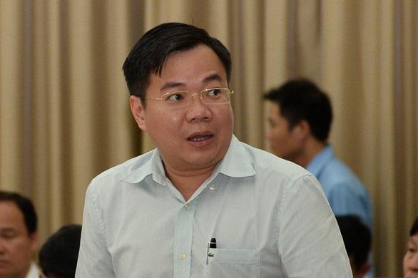 Tạm đình chỉ tư cách đại biểu HĐND TP.HCM của ông Tề Trí Dũng - Ảnh 1.