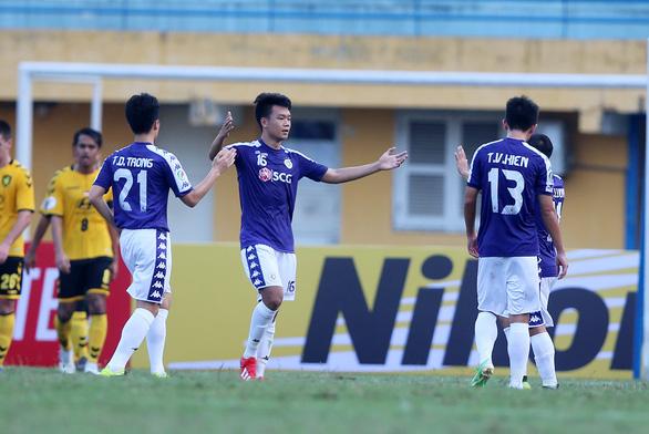 Vào bán kết AFC Cup, Hà Nội FC muốn được đặc cách ở V-League - Ảnh 1.
