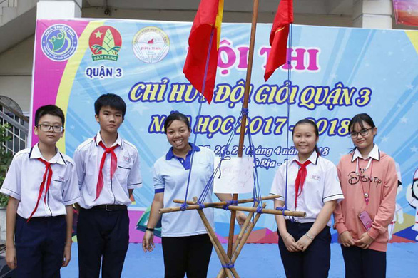 Ý tưởng kể chuyện về Chủ tịch Hồ Chí Minh của cô tổng phụ trách Đội - Ảnh 1.