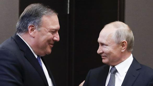 Mỹ, Nga nhắc nhở qua lại về can thiệp bầu cử - Ảnh 1.