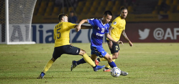 Pha xử lý tinh quái của ngoại binh giúp Bình Dương đi tiếp ở AFC Cup 2019 - Ảnh 1.