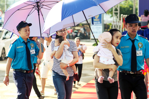 VNVC thành lập trung tâm tiêm chủng lớn nhất tại Đà Nẵng - Ảnh 2.