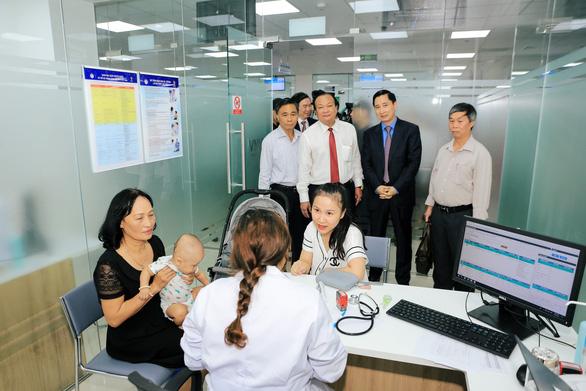 VNVC thành lập trung tâm tiêm chủng lớn nhất tại Đà Nẵng - Ảnh 3.