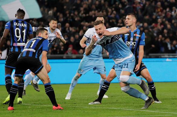 Đá bại Atalanta, Lazio đoạt Cúp quốc gia Ý 2018-2019 - Ảnh 1.