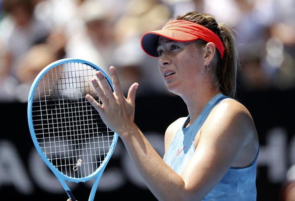 Sharapova rút khỏi Roland Garros 2019