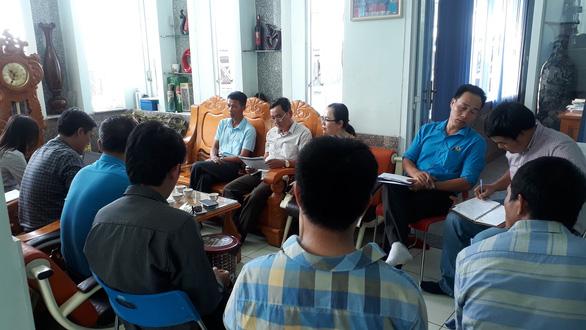 Xe buýt Nha Trang ngưng chuyến vì tài xế đình công - Ảnh 2.