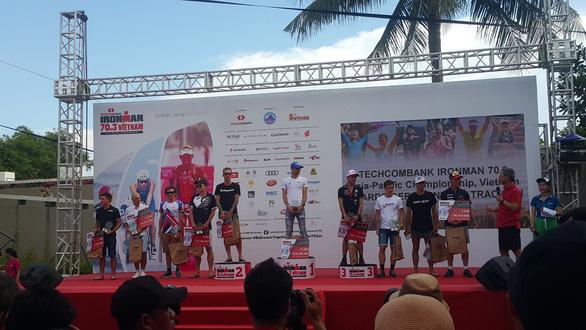 Giải Techcombank Ironman 70.3 châu Á - TBD 2019: thiết lập 2 kỷ lục thế giới mới - Ảnh 1.