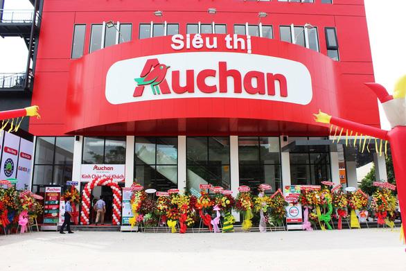 Số phận 18 siêu thị Auchan ở Việt Nam về tay ai? - Ảnh 1.