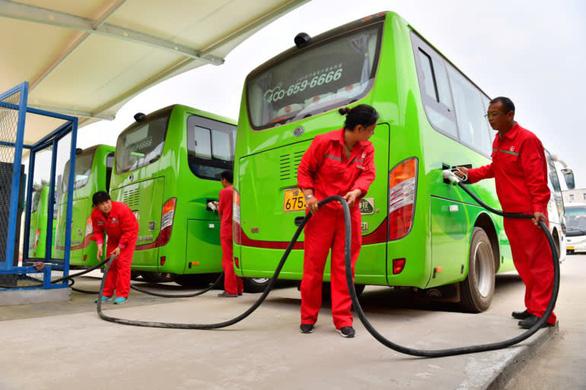 Xe buýt điện ở Trung Quốc nhiều gấp 1.400 lần của Mỹ - Ảnh 3.