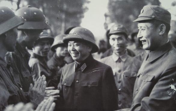 Đại tướng Võ Nguyên Giáp: Tư lệnh của các tư lệnh, vị tướng của hòa bình - Ảnh 1.