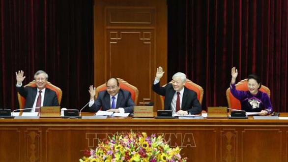 Tổng Bí thư, Chủ tịch nước Nguyễn Phú Trọng khai mạc Hội nghị Trung ương 10 - Ảnh 2.