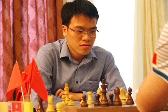 Lê Quang Liêm giành ngôi á quân cờ nhanh Đại hội trí tuệ thế giới - Ảnh 1.