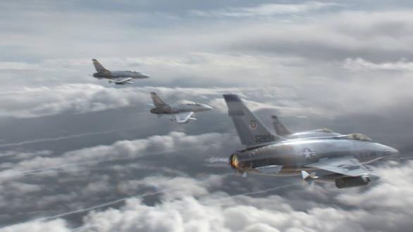 Vỡ òa khi xem  MiG-17 bắn rơi máy bay Mỹ của 'Không chiến Việt Nam' - Ảnh 5.