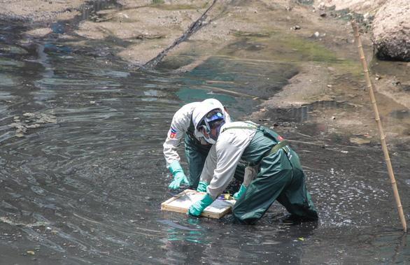 Làm sạch sông Tô Lịch bằng công nghệ Nhật Bản - Ảnh 4.