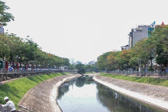 Làm sạch sông Tô Lịch bằng công nghệ Nhật Bản - Ảnh 3.