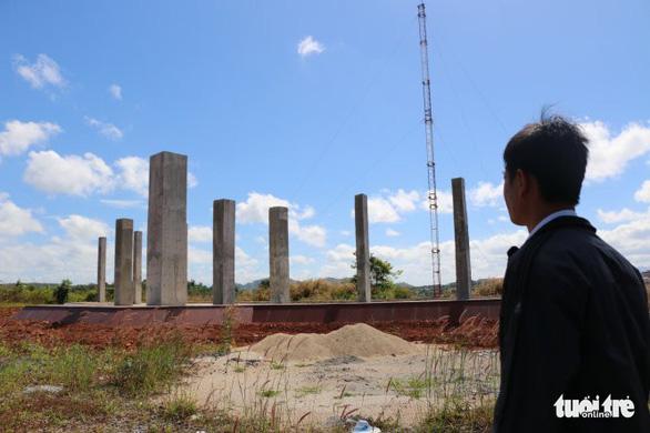 Đắk Nông lại vận động kinh phí xây dựng tượng đài - Ảnh 1.