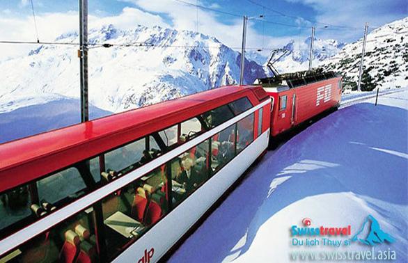 Thụy Sĩ - những tuyến đường sắt đẹp nhất thế giới  - Ảnh 2.
