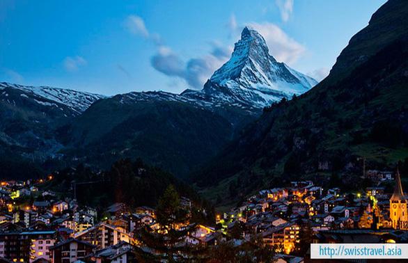 Thụy Sĩ - những tuyến đường sắt đẹp nhất thế giới  - Ảnh 4.