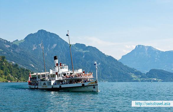 Khám phá Thụy Sĩ trên chuyến tàu Glacier Express - Ảnh 5.