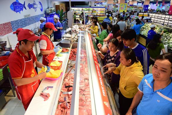 Saigon Co.op siết chặt quản lý chất lượng thịt heo - Ảnh 1.