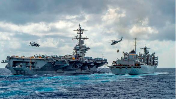 Ông Trump bắn tín hiệu nguy hiểm về nguy cơ chiến tranh Iran - Ảnh 1.