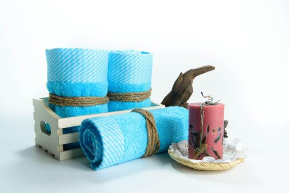 3 loại khăn bông được ưa chuộng trong mùa hè - Ảnh 3.