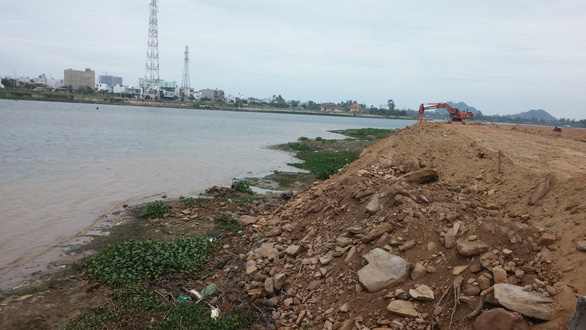 Nạo vét sông Cổ Cò, nối Đà Nẵng với Hội An - Ảnh 1.
